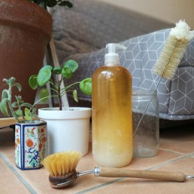 recette ménage écologique